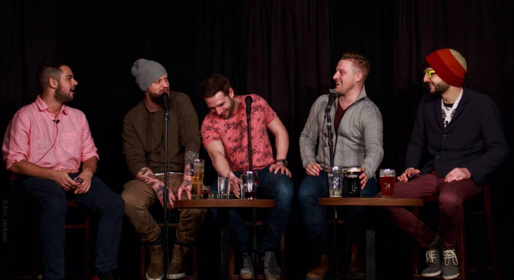 Chris Ramsay, Eric Leclerc, Wes Barker, Discourse in Magic